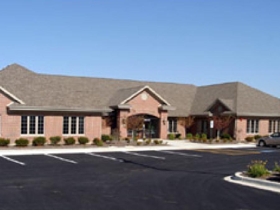 Illinois Commercial Property Management Bay Scott Office Park