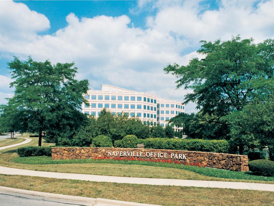 Illinois Commercial Property Management Naperville Office Park