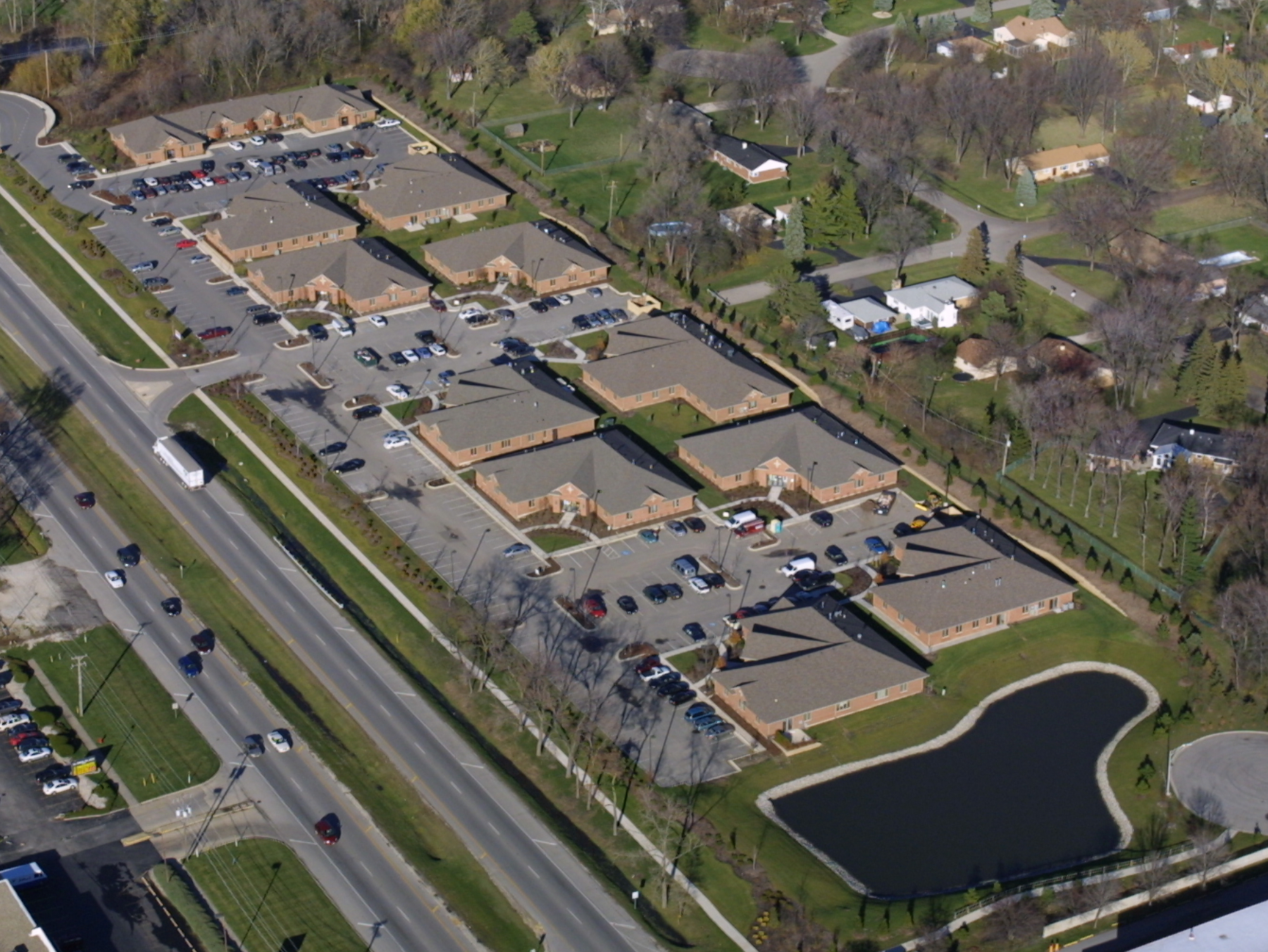 Illinois Commercial Real Estate Case Study: Willowbrook Office Park