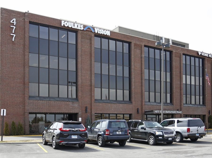 Top Commercial Real Estate Brokerage Firm / Office 477 East Butterfield Road, Lombard, IL